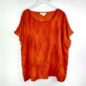 Michael Kors Tunic Top 3X